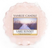 Yankee Candle Lake Sunset Vonný vosk do aroma lampy 22g