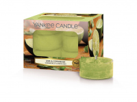 Yankee Candle Lime & Coriander 12 x 9,8 g