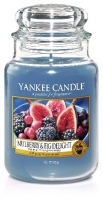 Yankee Candle Mulberry & Fig Delight 623g